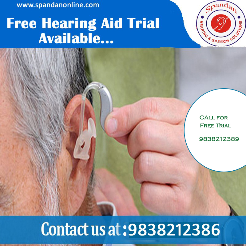 Free Hearing Aid Trial In Allahabad