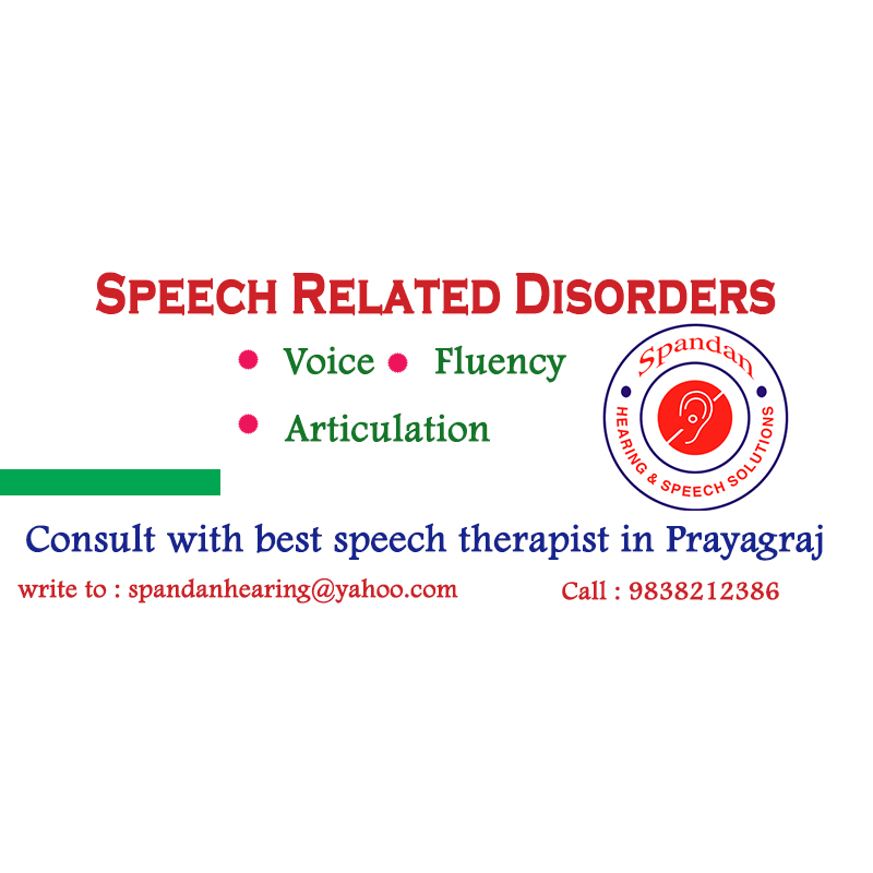 Best Speech Therapy Center in Allahabad