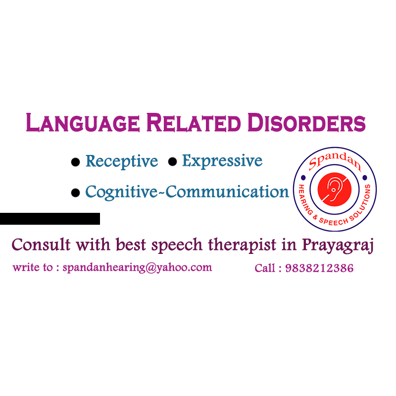 Speech Therapy in Allahabad