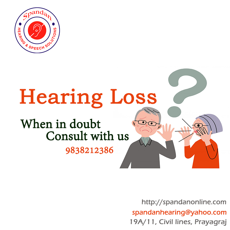 Hearing Test in Allahabad,